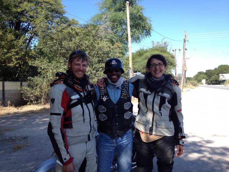 Biker_Botswana_Trust