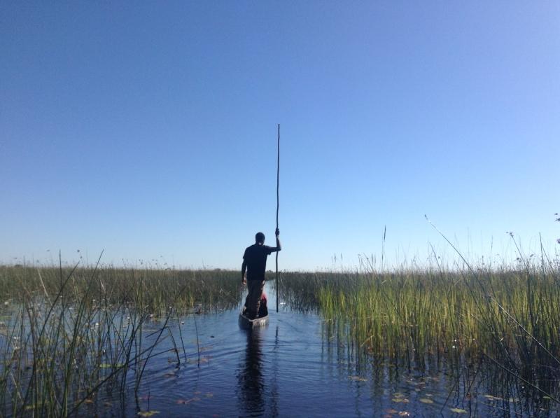 Mokoro_Okavango