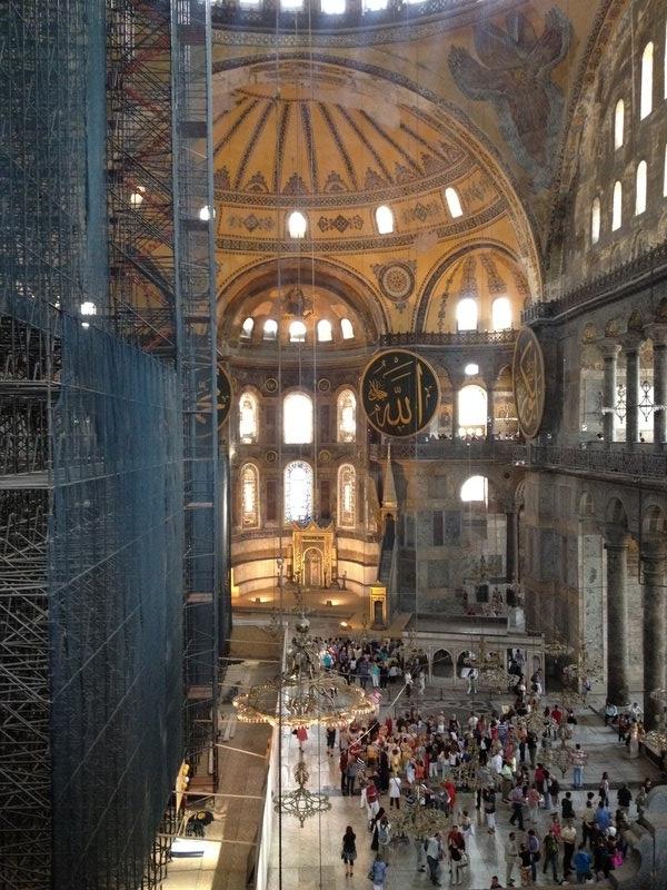 Turkey_Istanbul_Hagia Sophia_2