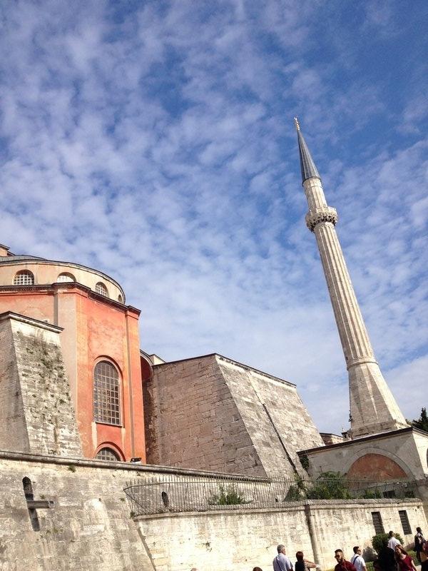 Turkey_Istanbul_Hagia Sophia