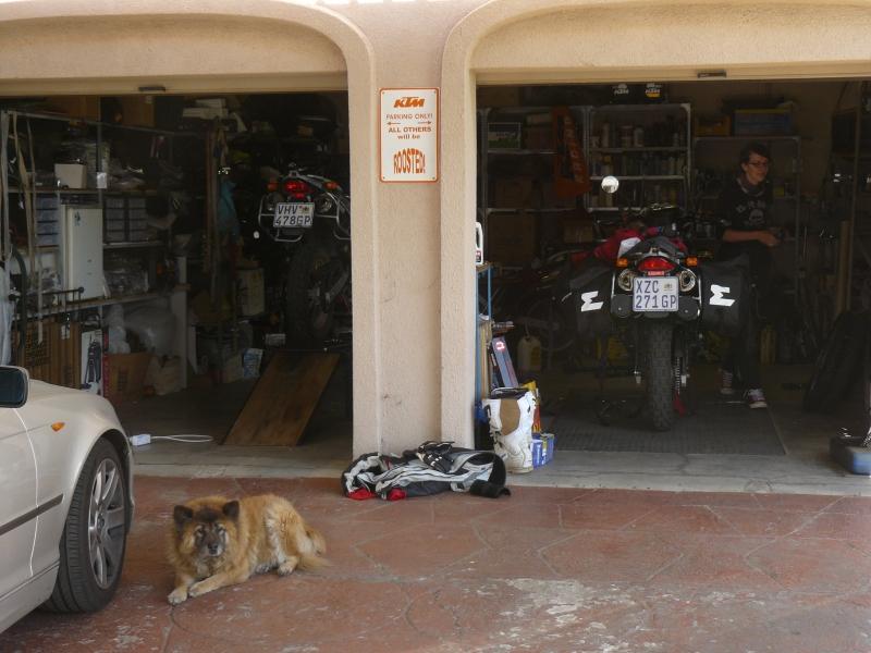 Kurts garage