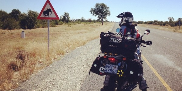 From Gaborone through the Kalahari to Okavango… and out