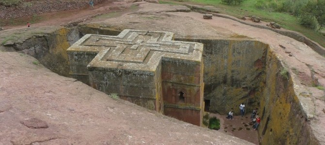 Check-lists and Churches – from Addis to Lalibela